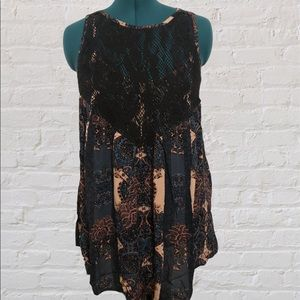 Free People Tunic Tank Top | Count Me In Trapeze